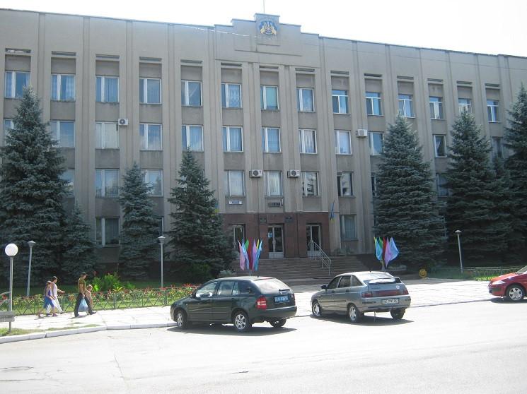 В городе на Николаевщине действующий мэр…