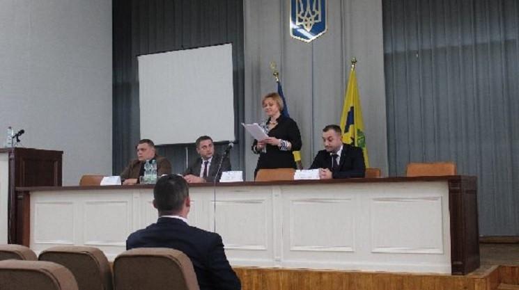 Выборы в Николаевский районный совет выи…