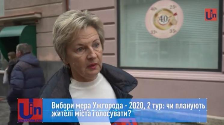 Ужгородці розповіли, чи будуть голосуват…