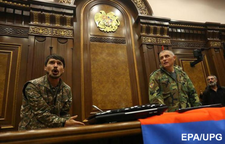 Що відбувається у Вірменії, Азербайджані…