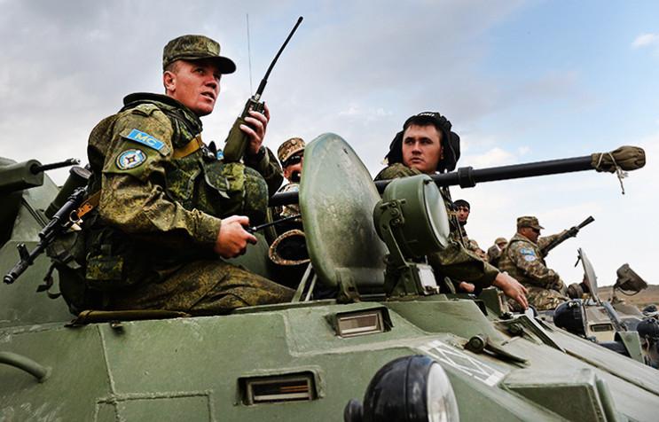 """""""Миротворці"""" з черепами: Чому Росія відп…"""