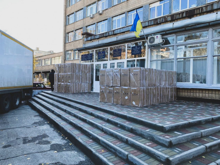 У Харківську область надійшли 370 киснев…