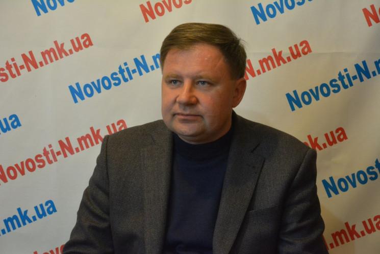 В Николаеве Чайка потратил на предвыборн…