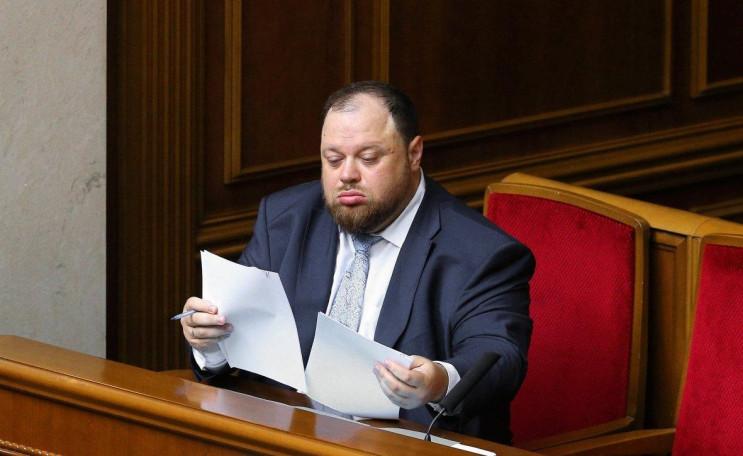 Первый вице-спикер Рады Стефанчук заболе…