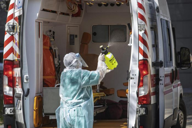 На Полтавщині виявили 560 нових випадків…