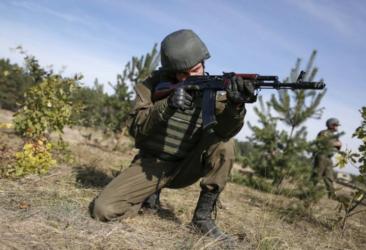 Сили ООС зупинили ворожого снайпера, від…