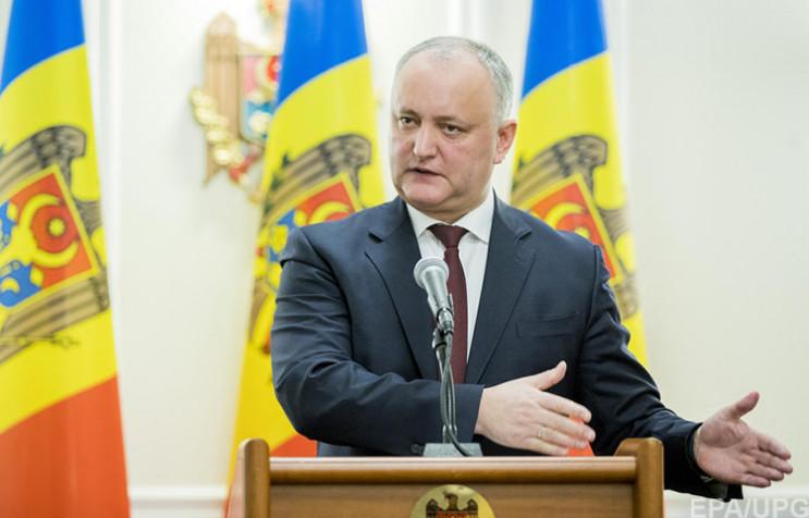 Слідами Лукашенка: Чи відважиться Додон…