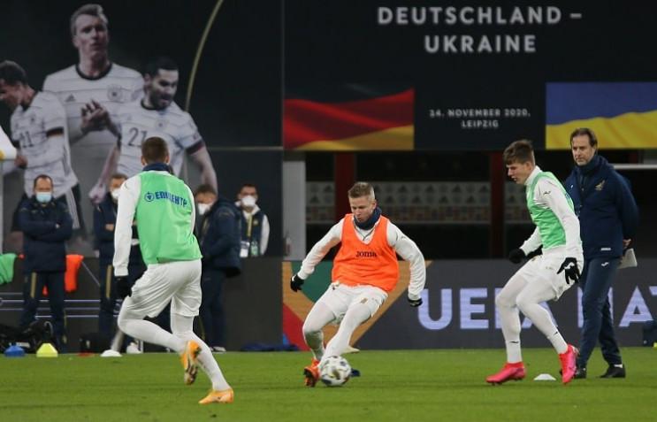 Збірна України дала бій Німеччині в матч…