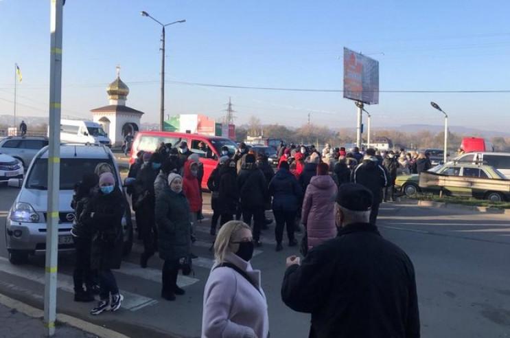 В Черновцах предприниматели перекрыли до…