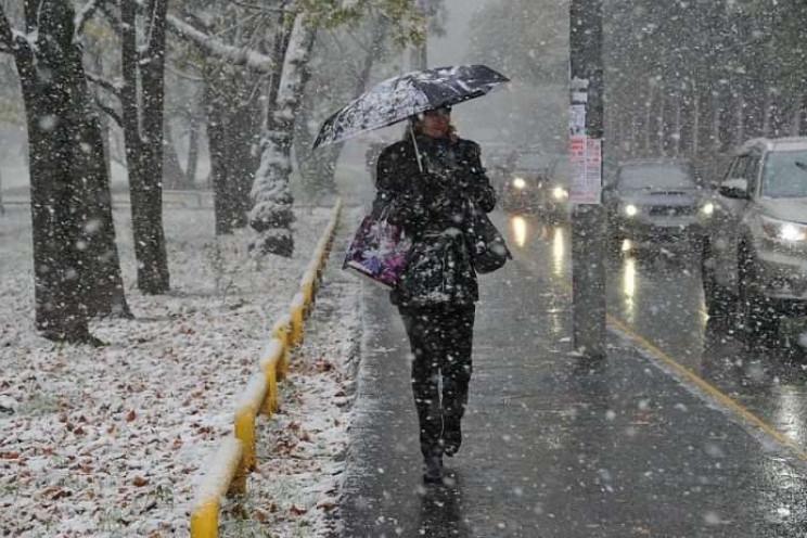В Україну насуваються морози і мокрий сн…