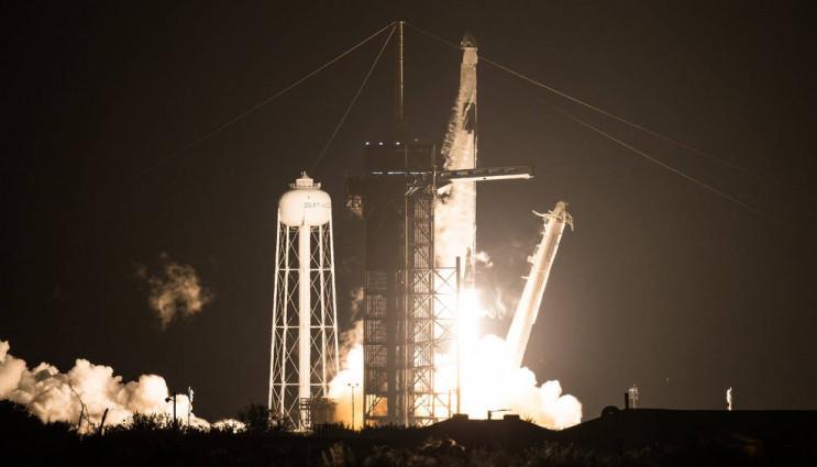 SpaceX відправив Crew Dragon на МКС: Як…