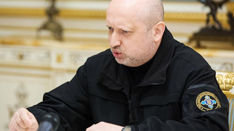 Порошенко звільнив Турчинова…