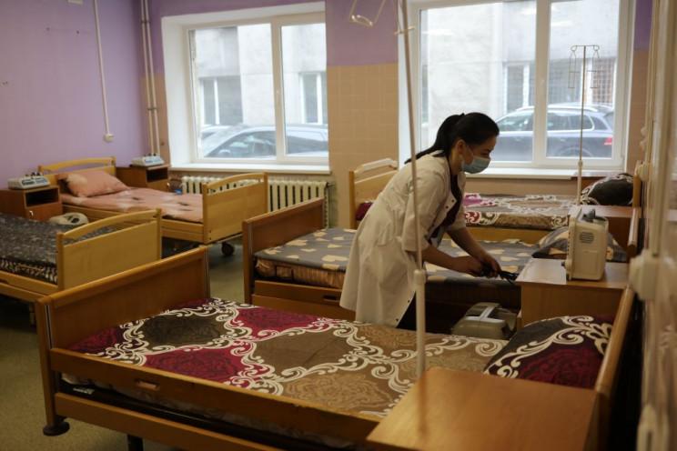 У лікарні швидкої допомоги Львова відкри…