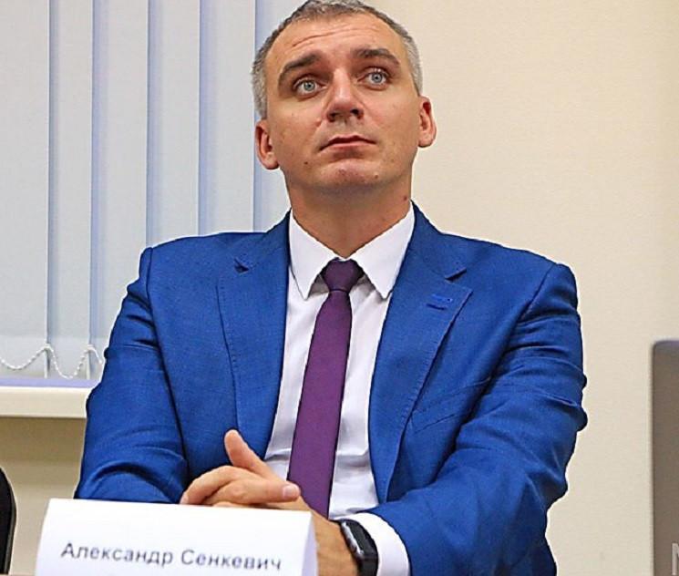 Мэр Николаева Сенкевич потратил вдвое бо…