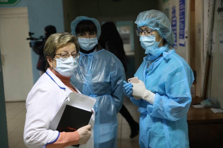 У запорізькій лікарні розгорнули додатко…