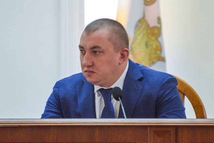 Зеленський звільнив голову СБУ у Миколаї…