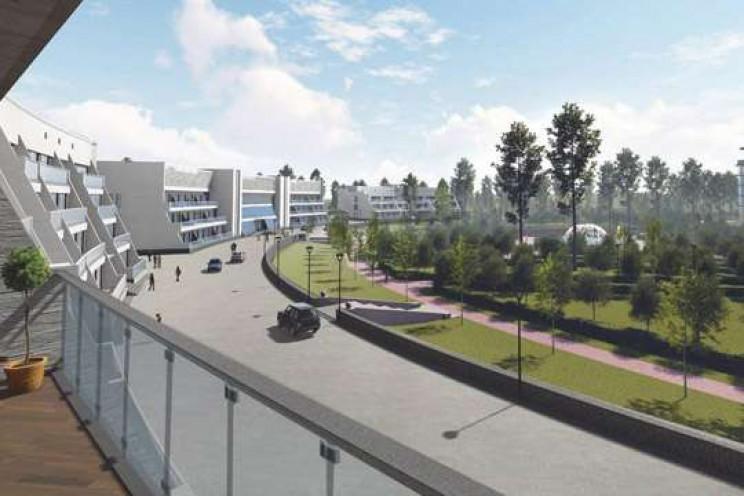 У Краматорську побудують обласну лікарню…