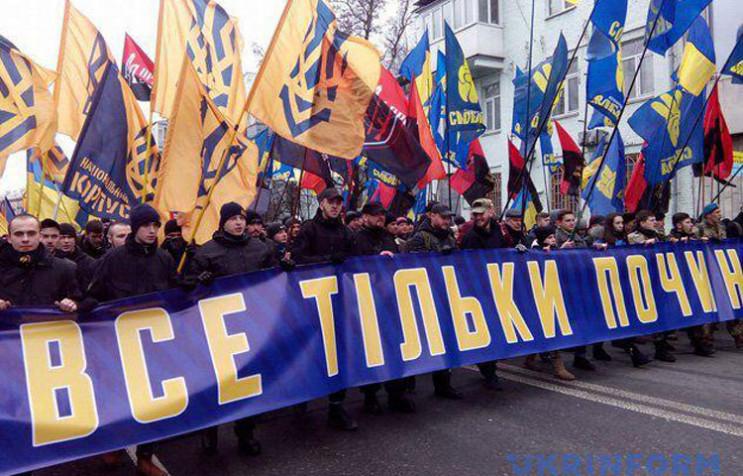 Допити і обшуки на річницю Євромайдану:…