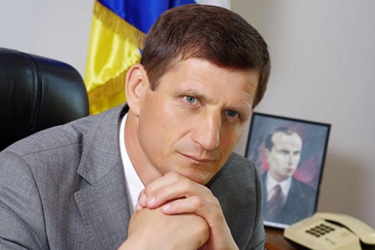 Олександр Сич втретє стане головою Івано…