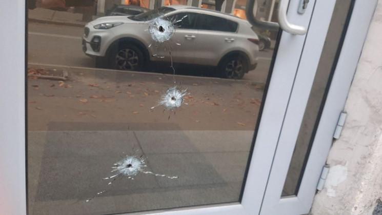 Обстрілу консульства Азербайджану в Харк…