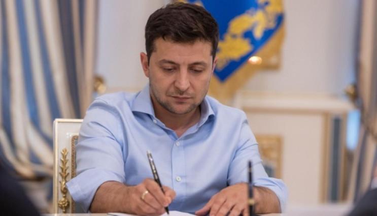 Зеленський звільнив голів двох районів н…