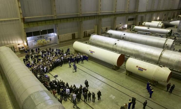 На космічному підприємстві Дніпра виплат…