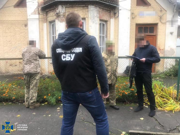 Військкому-хабарнику з Хмельницького пов…