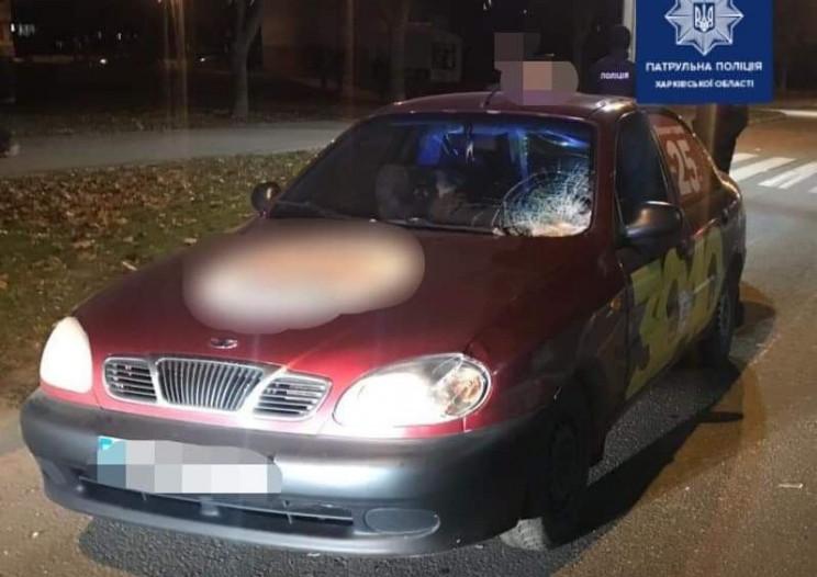 У Харкові автомобіль збив жінку…