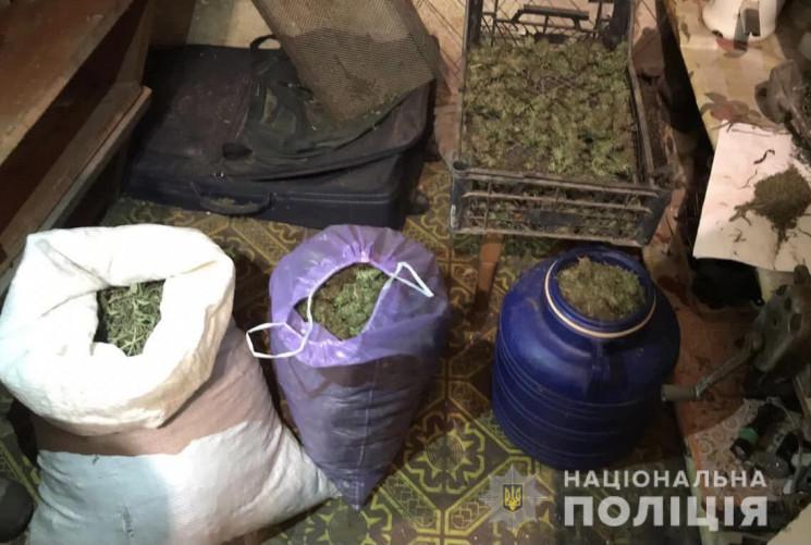 На Закарпатье у наркоторговца изъяли 15…