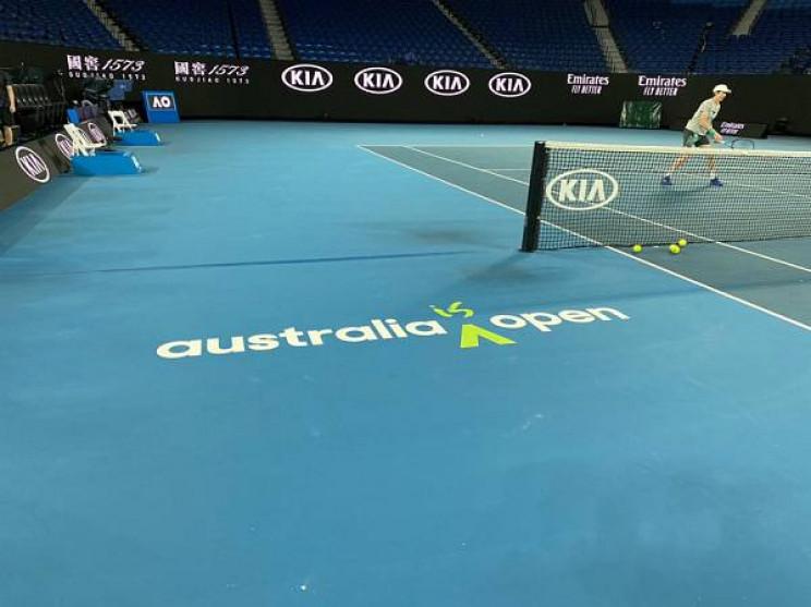 Тенісний Australian Open несподівано опи…