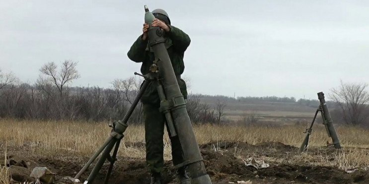 Війна на Донбасі: Окупанти обстріляли ЗС…