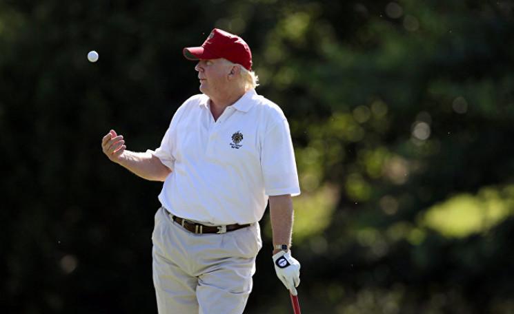 Трамп залишив саміт G20 заради гольфу, –…