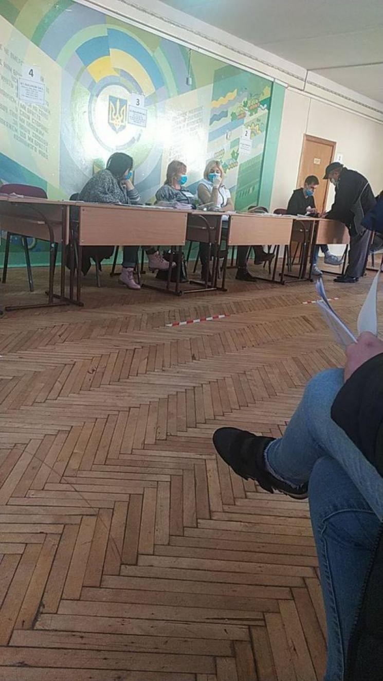 Появились данные о явке избирателей во Л…