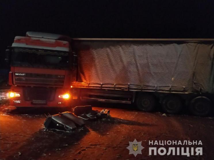 На Харьковщине полиция выясняет обстояте…
