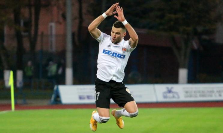 Відомий український футболіст забив гол…