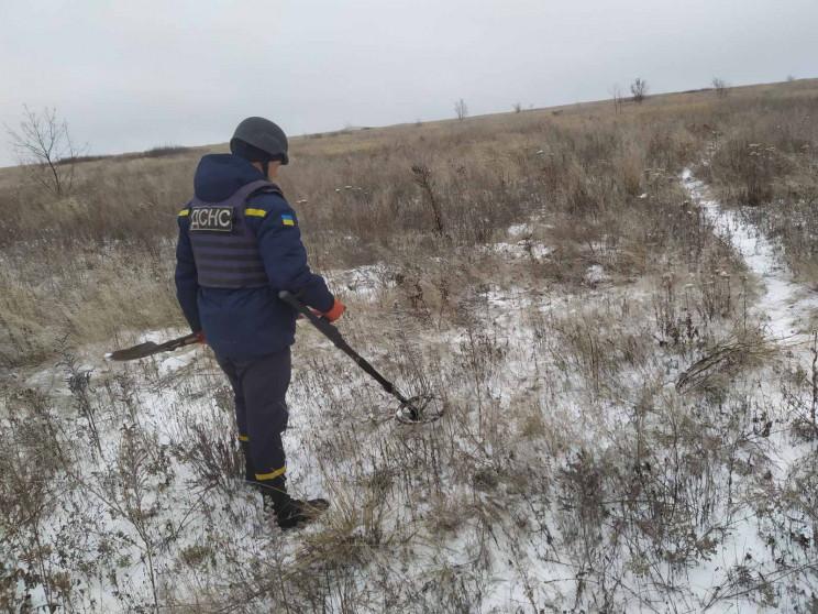 Вихідні в ООС: Гранатомети під Донецьком…