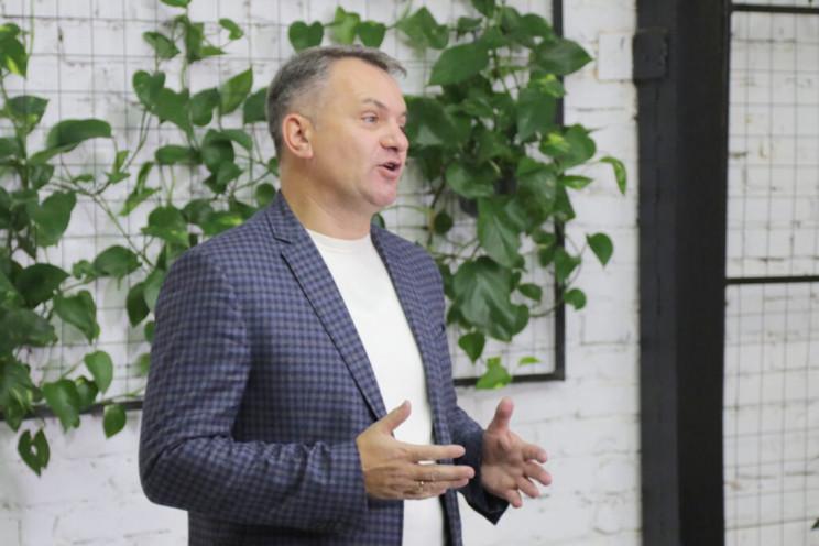 Олег Синютка подякував львів'янам за під…
