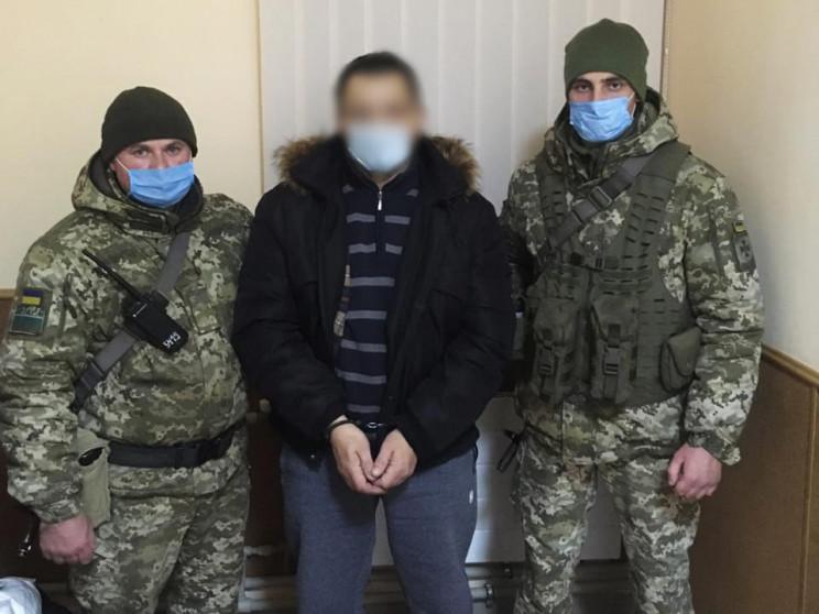 На Харківщині затримали чоловіка, якого…