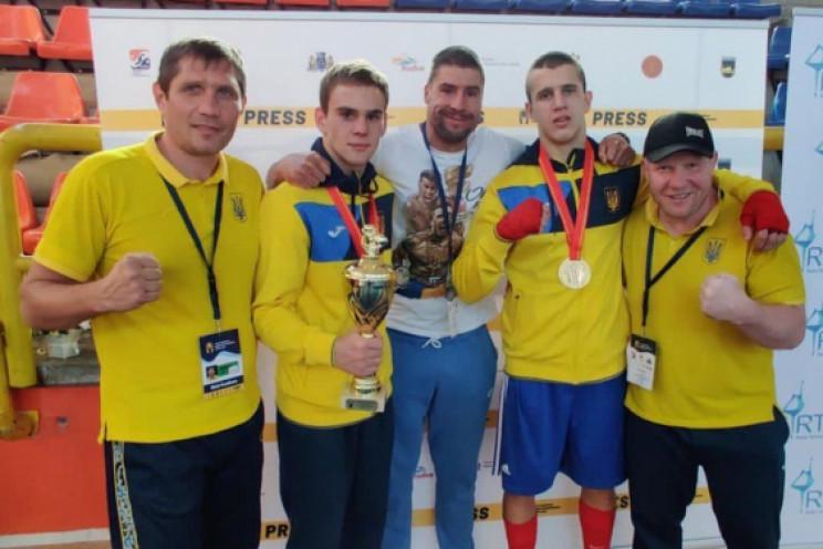 Харьковские боксеры победили на Евро-202…