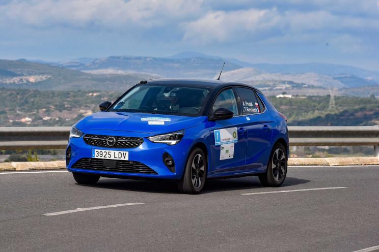 Електромобіль Opel Corsa-e виграв Гоночн…