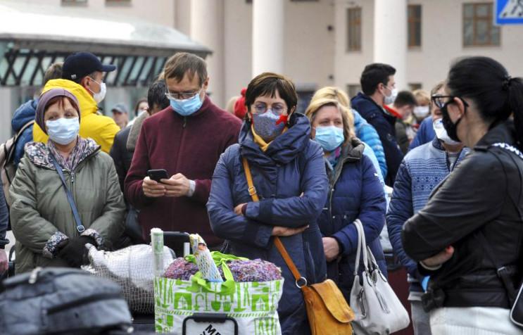 Коронавірус у цифрах: Що накоїла пандемі…