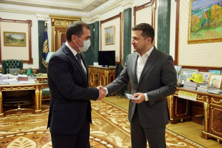Зеленский назначил председателя Сумской…