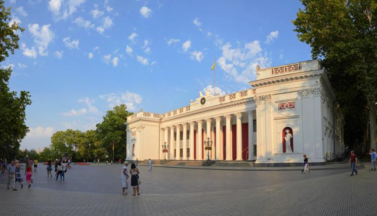 Завершилась первая сессия Одесского горс…