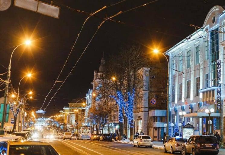 Вінниця зустріне 2021 рік без міської ял…