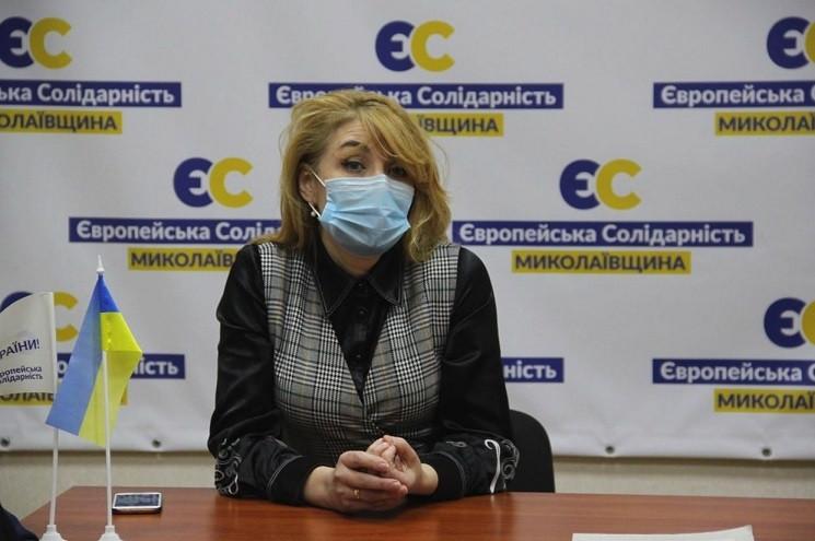 """В Николаеве """"ЕС"""" уже выбрала руководител…"""