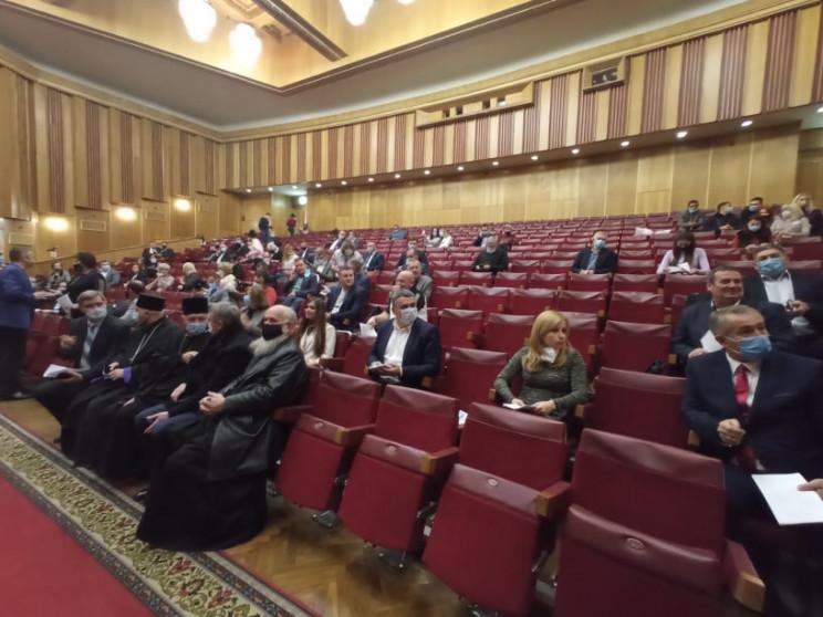 Новообрані депутати Івано-Франківської р…