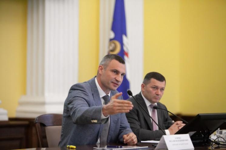 У Києві планують підключити до кисню 80%…