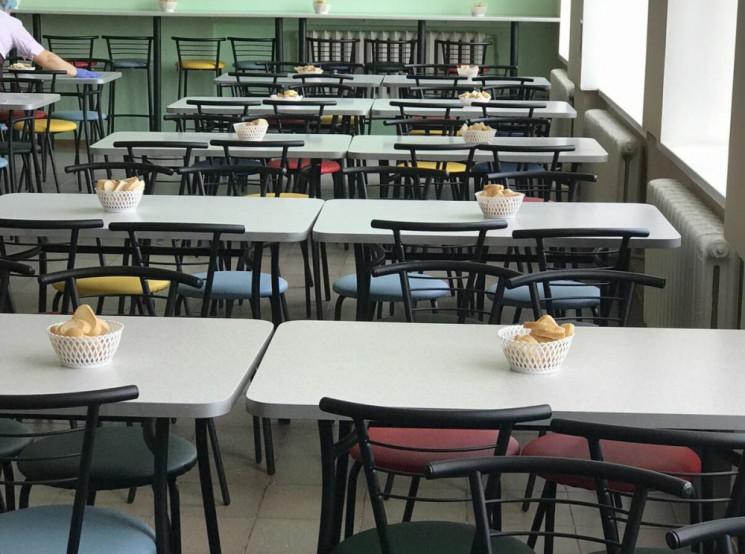 В Запорожской области в школьных столовы…
