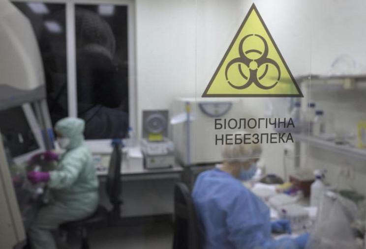 Коронавирус в Украине: Число новых больн…