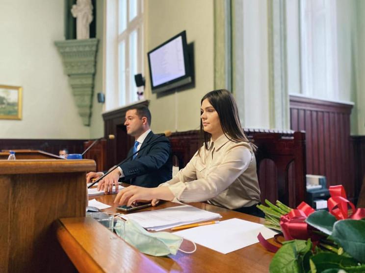 Секретарем Мукачівської міської ради ста…